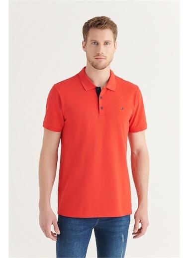 Avva Tişört Kırmızı